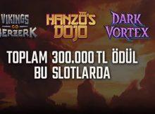 süperbahis slot yarışmasında 300.000 TL ödül dağıtıyor